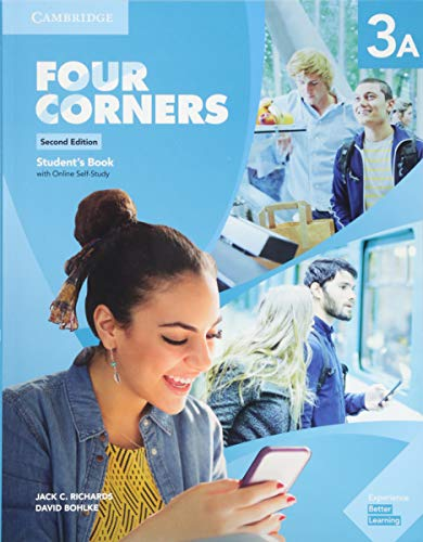 Four Corners Level 3A Student's Book with Online Self-Study By Jack C. Richards