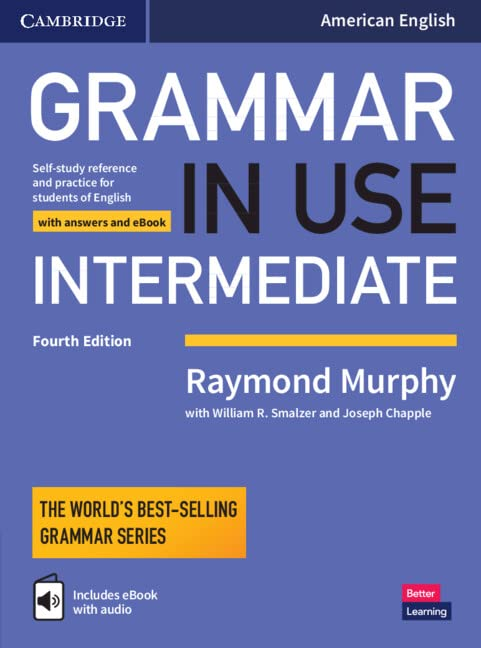 Grammar In Use Intermediate Student S Book With Answers