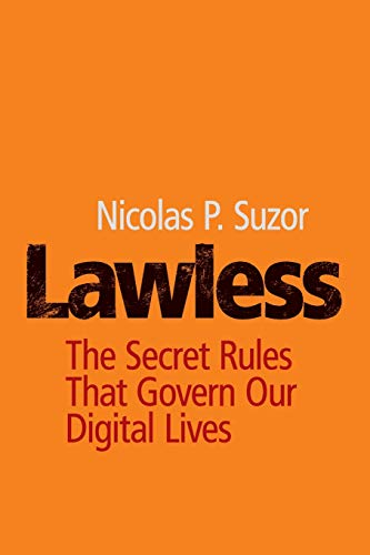 Lawless By Nicolas P. Suzor