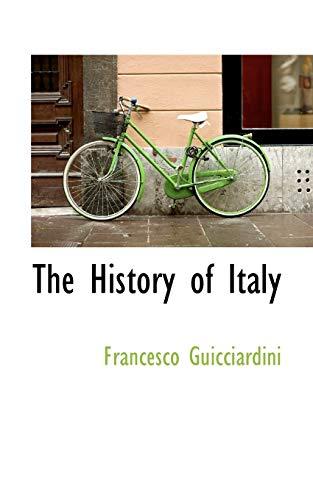 The History of Italy By Francesco Guicciardini