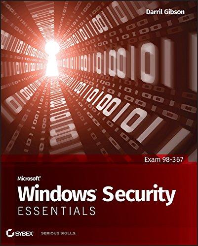 Microsoft Windows Security Essentials (Essentials (John Wiley)) By Darril Gibson