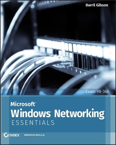 Microsoft Windows Networking Essentials By Darril Gibson