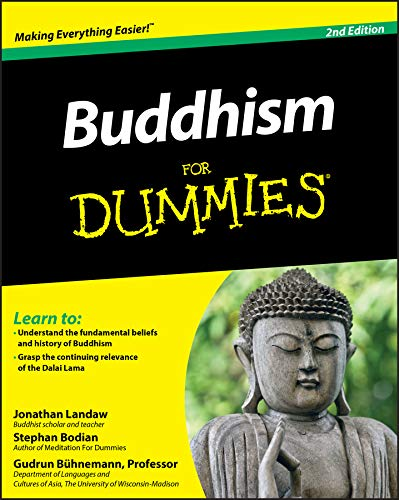 Buddhism For Dummies by Gudrun Buhnemann