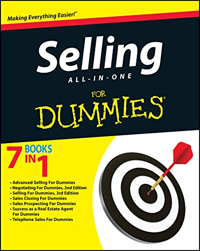 Selling All-in-One For Dummies By Consumer Dummies