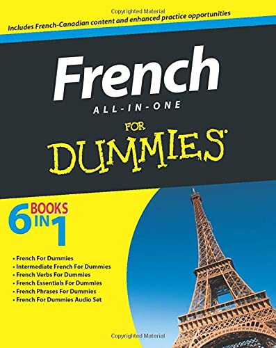 French All-in-One For Dummies: with CD By Consumer Dummies