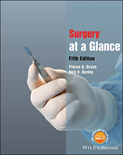 Surgery at a Glance 5E by Pierce A. Grace