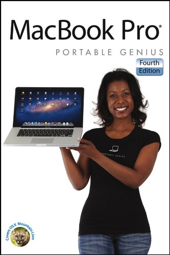 Macbook Pro Portable Genius, Fourth Edition By Brad Miser