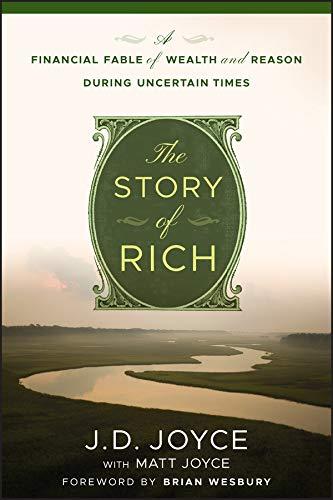 The Story of Rich By J. D. Joyce