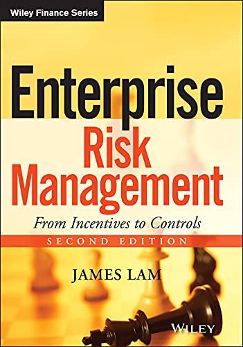 Enterprise Risk Management By James Lam