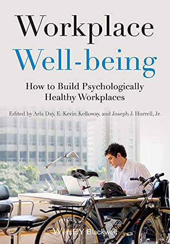 Workplace Well-being By Arla Day