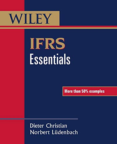 IFRS Essentials By Dieter Christian