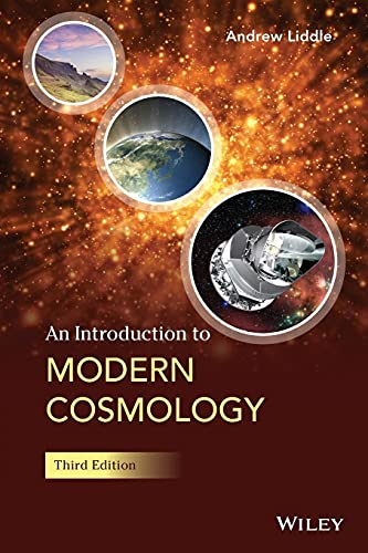 An Introduction to Modern Cosmology By Andrew Liddle