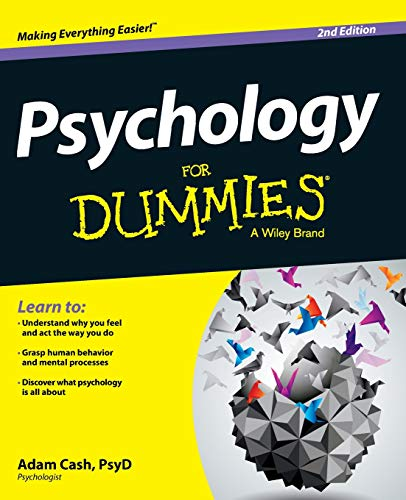 Psychology for Dummies, 2nd Edition by Adam Cash