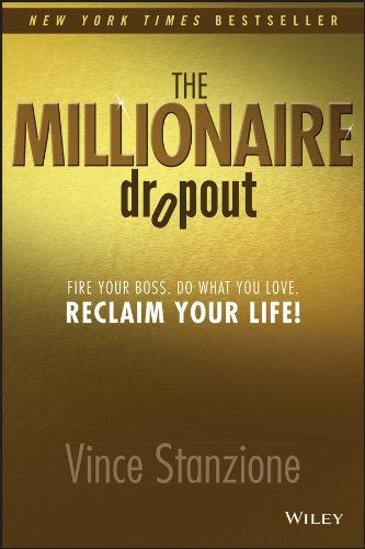 The Millionaire Dropout By Vince Stanzione