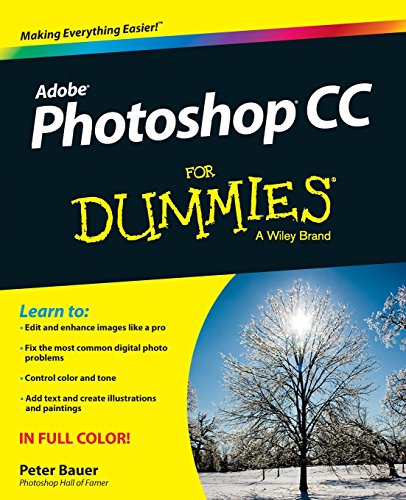 Photoshop Cc Fd (For Dummies) By Peter Bauer