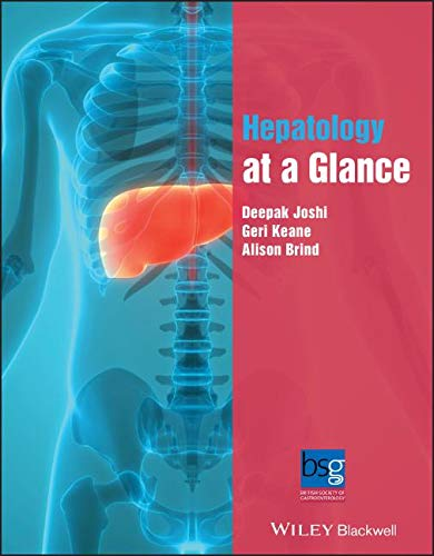Hepatology at a Glance By Deepak Joshi