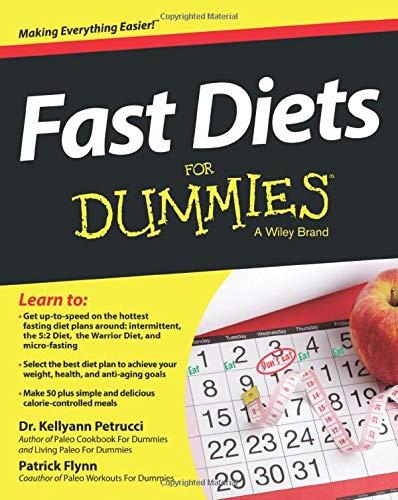 Fast Diets For Dummies By Kellyann Petrucci