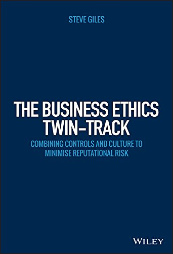 The Business Ethics Twin-Track By Steve Giles