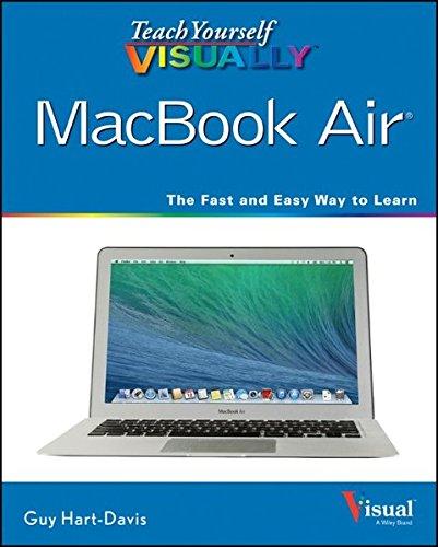 Teach Yourself Visually MacBook Air (Teach Yourself VISUALLY (Tech)) By Guy Hart-Davis