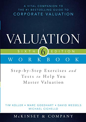 Valuation Workbook By McKinsey & Company Inc.