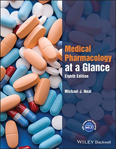 Medical Pharmacology at a Glance By Michael J. Neal