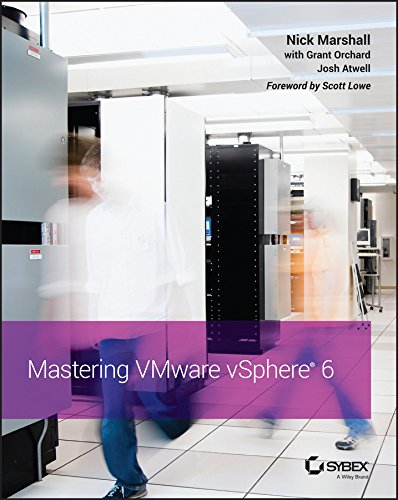 Mastering VMware vSphere 6 By Nick Marshall