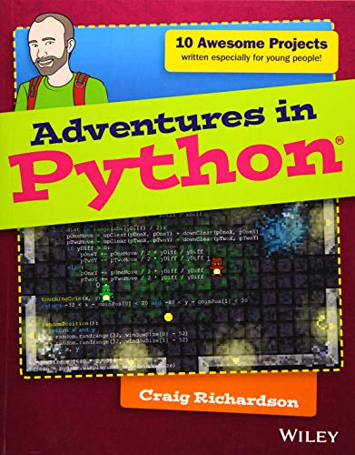 Adventures in Python by Craig Richardson