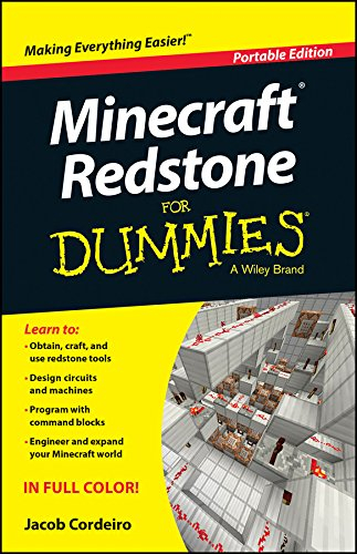 Minecraft Redstone For Dummies by Jacob Cordeiro