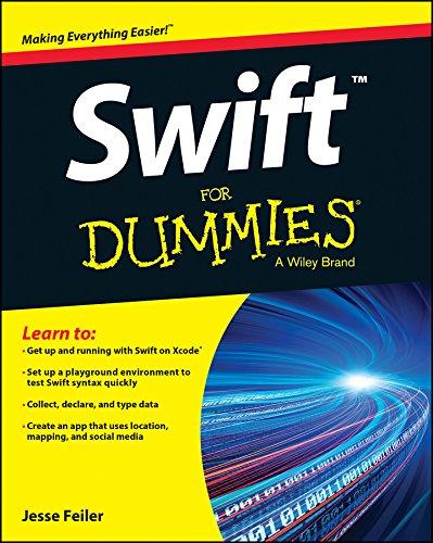 Swift For Dummies By Jesse Feiler