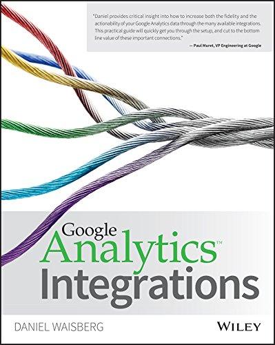 Google Analytics Integrations By Daniel Waisberg