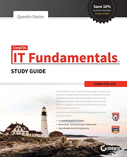 CompTIA IT Fundamentals Study Guide By Quentin Docter