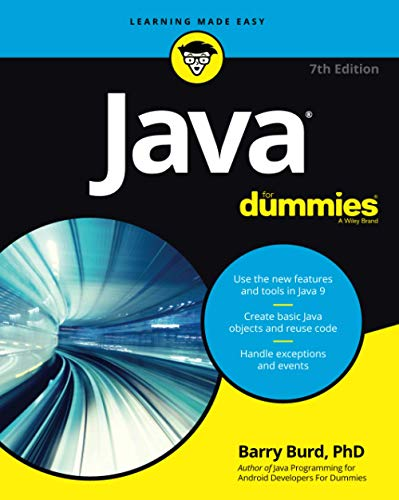 Java For Dummies By Barry Burd