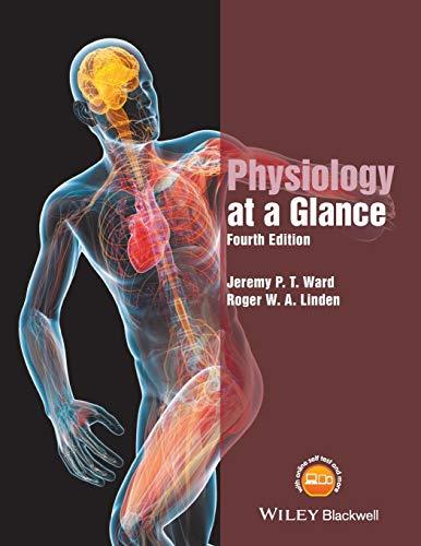Physiology at a Glance By Jeremy P. T. Ward