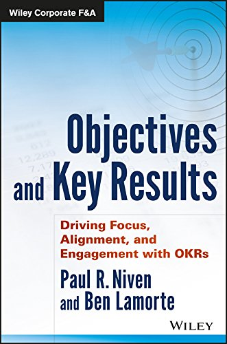 Objectives and Key Results By Paul R. Niven