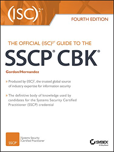 The Official (ISC)2 Guide to the SSCP CBK By Adam Gordon