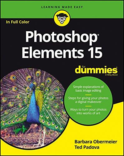 Photoshop Elements 15 For Dummies By Barbara Obermeier