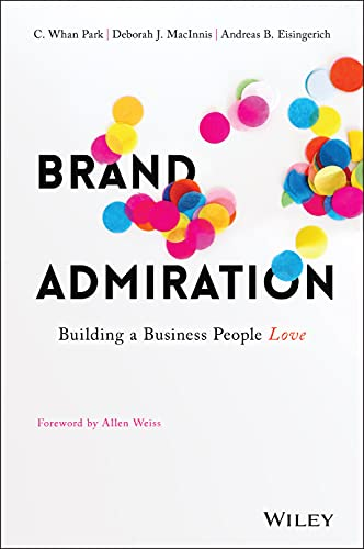 Brand Admiration By C. Whan Park