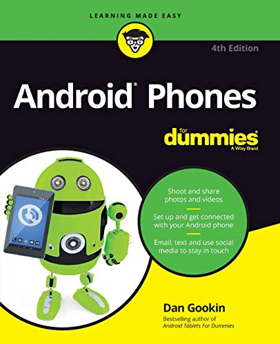 Android Phones For Dummies By Dan Gookin