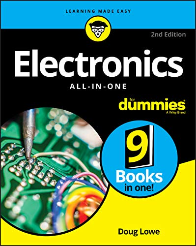 Electronics All-in-One For Dummies (For Dummies (Computers)) By Doug Lowe