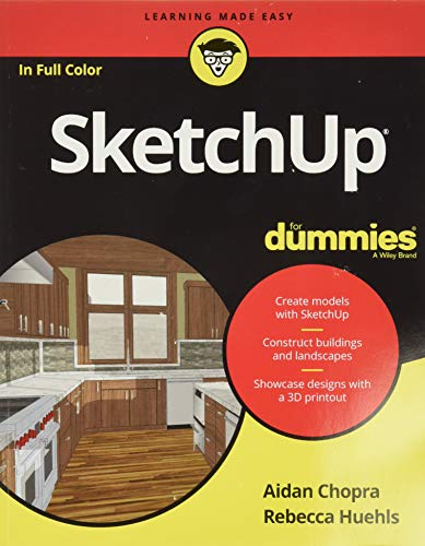 SketchUp For Dummies (For Dummies (Computers)) By Aidan Chopra