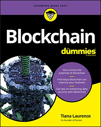 Blockchain For Dummies (For Dummies (Computers)) By Tiana Laurence