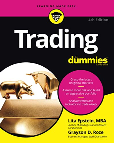 Trading For Dummies By Lita Epstein