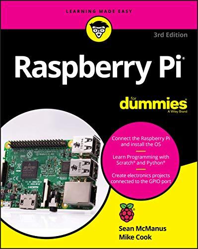 Raspberry Pi For Dummies By Sean McManus