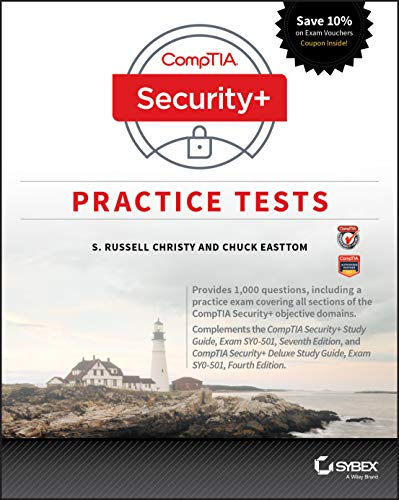 CompTIA Security+ Practice Tests By S. Russell Christy