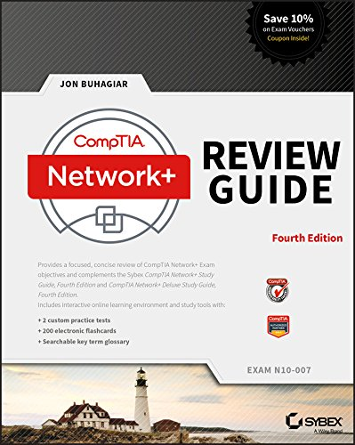 CompTIA Network+ Review Guide By Jon Buhagiar