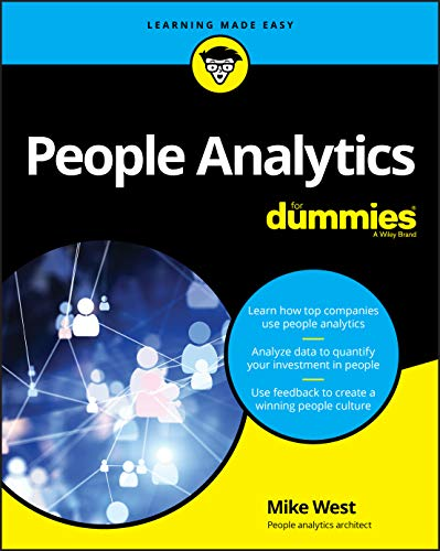 People Analytics For Dummies By Mike West
