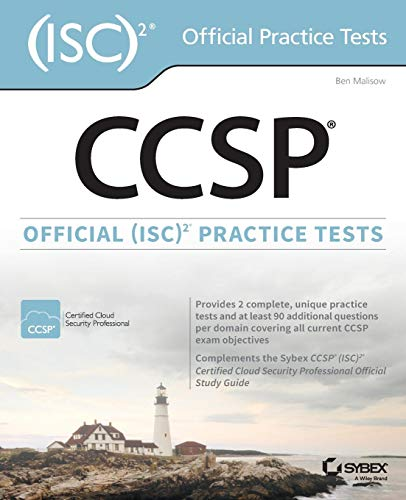 CCSP Official (ISC)2 Practice Tests By Ben Malisow