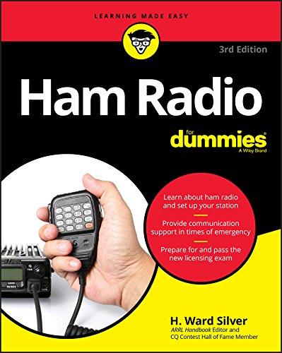 Ham Radio For Dummies By H. Ward Silver
