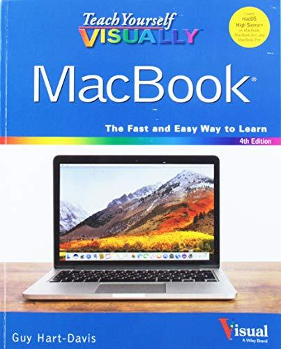 Teach Yourself VISUALLY MacBook (Teach Yourself VISUALLY (Tech)) By Guy Hart-Davis