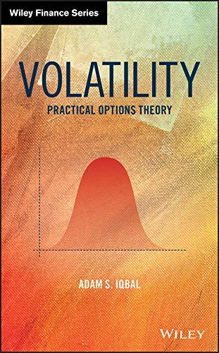 Volatility By Adam S. Iqbal